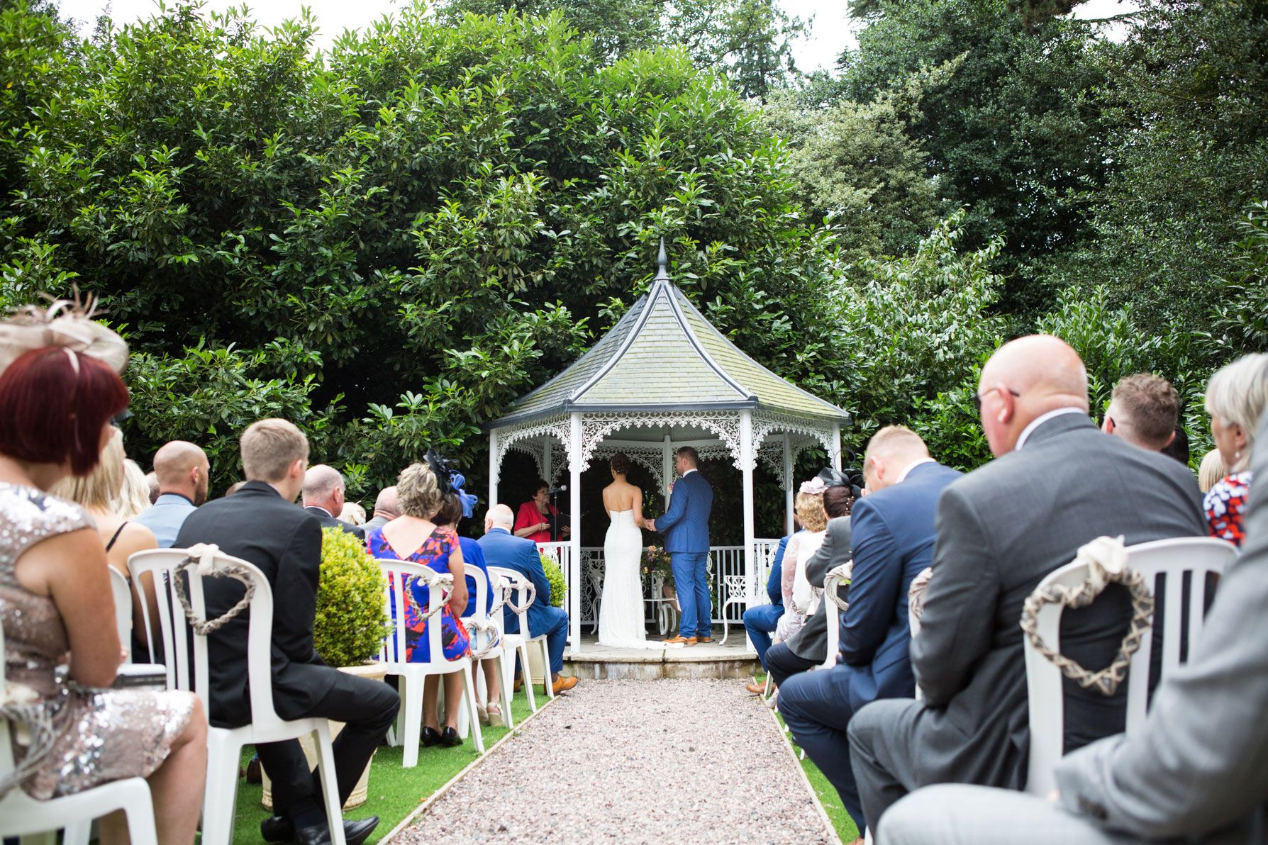Pendrell Hall Exclusive Use Country House Wedding Venue