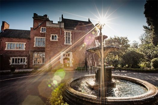 places for wedding receptions Pendrell Hall West Midlands