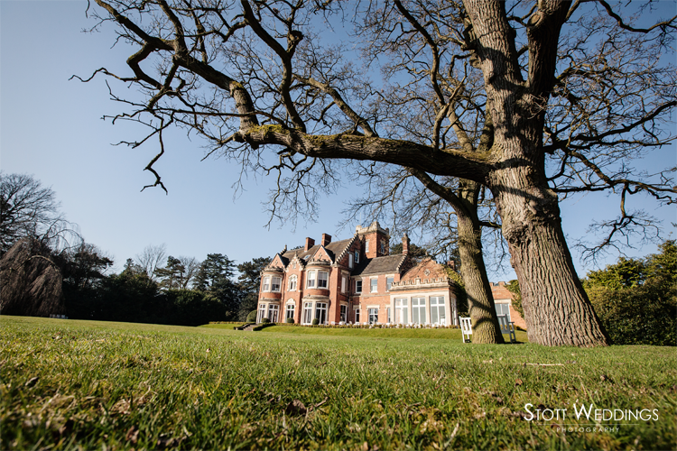 Wedding Venues in the country - Pendrell Hall