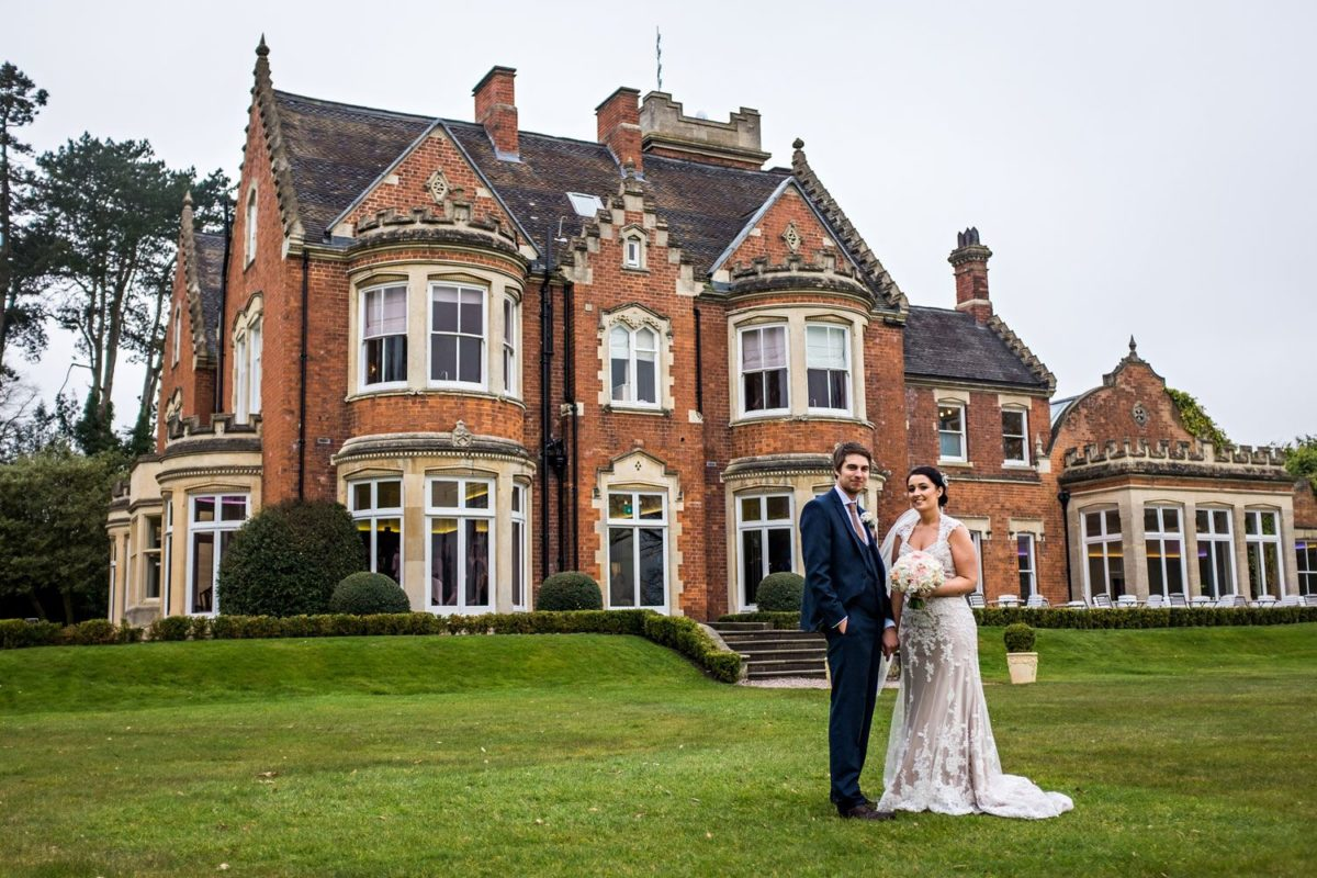 Pendrell Hall - Wedding Venues with Accommodation for Guests