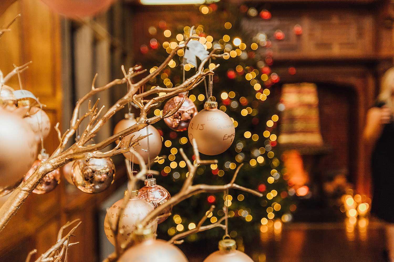 Christmas Wedding.Christmas Weddings At Pendrell Hall Country House