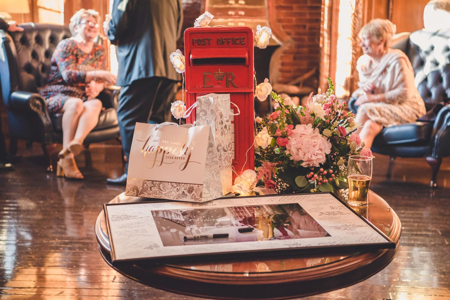Best time of day to get married at Pendrell Hall
